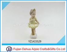 Grace Dancing Ballerina Porcelain Ballerina Figurine