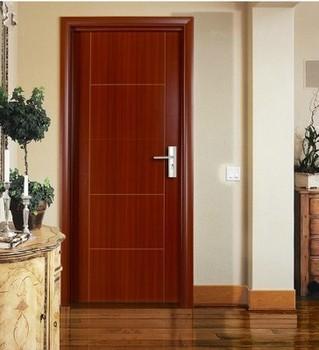 High quality interior veneer wooden doors for rooms for Quality door design