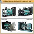 2015 venta caliente 100 kva diesel weichai motor