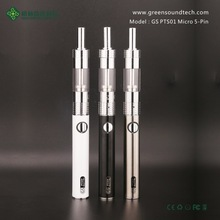 New wholesale GS-PTS01 Micro 5-Pin e cig battery vape