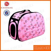 2015 Portable Waterproof Pet Carrier Bags Fashion Pet Bag
