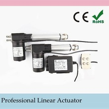 High Strength Plastic Housing tubular linear actuator Permanent Magnet Motor Drive