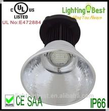 UL cUL CE RoHS SAA PSE certification 100w led high bay light led garage lighting professional lighting