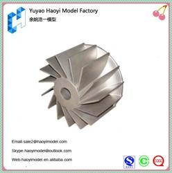 Custom stainless steel impeller