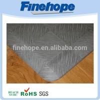 Memory foam portable anti-fatigue prayer mat