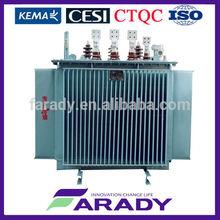 16kv 415v transformer three phase 1500 kva transformer