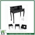 Estilo europeu dresser / branco de vestir mesa / mobília do quarto