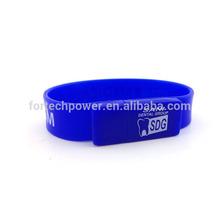 bracelet pendrive, usb flash drive giveaway gift, usb pen drive