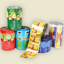 2015 new top quality printed Aluminium foil packing film for food,packaging film for candy,Biscuit packaging film