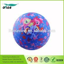 Kid toy rubber playground ball