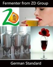 Stainless steel/ red cooper tank beer wine making machine short path distillation