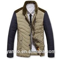 men down jackets 2015 new style factory hot sale men down jackets winter Menswear clothing