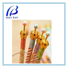 HAOBAO Best Quality Simple Use Pretty Ball Pen with low price