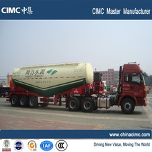 semi trailer bulk cement transportation of flour