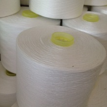 Well joy plastic dyeing tube 40s/2 sewing thread for dyeing use raw white or color thread