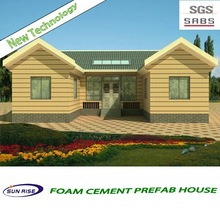 2015 Latest fast assembled wooden prefab house/modern small kit homes