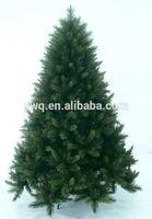 2015 180cm twig fiber tree green metal lighted high quality small fiber optic christmas tree
