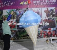 inflatable customize icecream cartoon with LED light