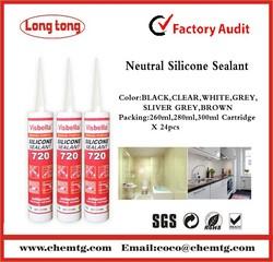 Professional Manufacturer 300ml Neutral antifungus multipurposei Silicone Sealant
