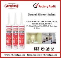 Professional Manufacturer Neutral GP Silicone Sealant price