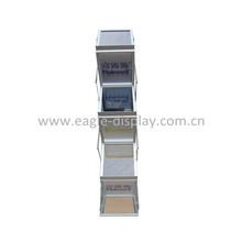 Good Quality Acrylic Brochure Holder/Flyer Acrylic Display Stand