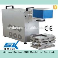Easy operation portable fiber ooi laser marker high quality laser marking machine price