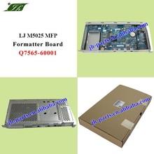 Q7565-60001 Printer Parts Laserjet M5025MFP Formatter Board Logic Card Main Board Q7565-67933
