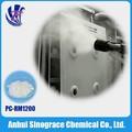 Sólido resina epoxi para de recubrimiento en polvo