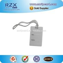Plastic Key fobs/key tags