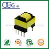 Cheap EE10 lighting current transformer in MnZn PC40 ferrite core and bakelite bobbin