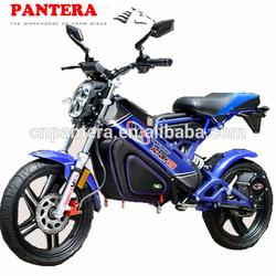 PT-E001 Low Consumption 30-50km/h Speed Electric Motocicleta 1500w