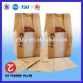 claro mantener fresco de polietileno micro perforadas para la bolsa de pan francés a la venta