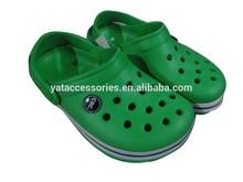 De moda de nova EVA tamancos sapatos, Eva jardim tamancos, Chinelos de verão