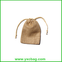 Burlap Jute gift Bags Pouches for Wedding, Gift Packaging, Craft Projects