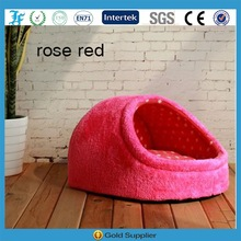mini colorful pet bed for Teddy dog