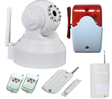 FDL Trade Assurance P2P WiFi IP Camera Security Surveillance System Night Vision IR Webcam