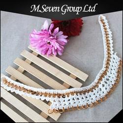 Wholesale Fashion Collar, Collar Neck Designs Kurtis, Collar for Cloth