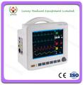 Sy-c004 de alta del hospital clínico 8 equipo pulgadas de signos vitales del paciente monitor