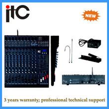 TS-12P-2 Digital Output 2 groups USB Audo Mixer