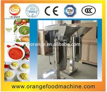 Most advanced vegetable and nuts grinder/ginger garlic paste machine for sale