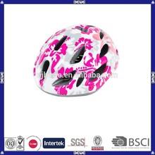 Wholesale PC shell strong material kids bike helmet