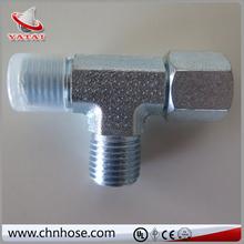 With Good Price In China yatai brass hydraulic crimp hose fittings ferrule