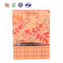 Fashion Style Custom shopping kraft paper bag manufacturers