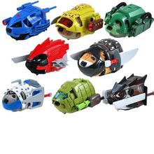 Kung Zhu Hamster Special Forces Armor Set Pet Toys