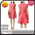 de alta calidad de última diseños de vestido de imágenes de mujeres vestido corto de boutiques