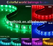 Factory price led light strip floor led light lighting smd 5050 led ip68 5m/roll led strip RGB LED lights