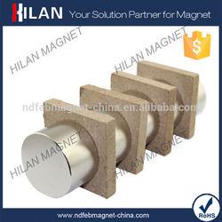 High Quality Large Bulk N52 Neodymium Magnets Strong