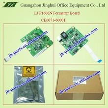 Printer Spare Parts LaserJet P1606N printer Formatter Board Logic Card Main Board CE6071-60001