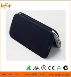 flip leather case for samsung S6, back case for samsung galaxy S6, original back case for galaxy S6