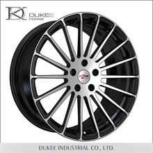 OEM forged widely used 2015 newest 3 piece racing alloy wheels